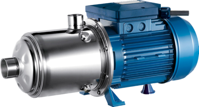 Centrifugal pump Ultra S - multi-stage pump made entirely of stainless steel