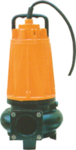 Submersible pump PN 13 - in building sites, in agriculture and industry