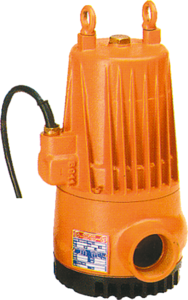 Submersible pump S 115 - robust submersible pump for heavily polluted water